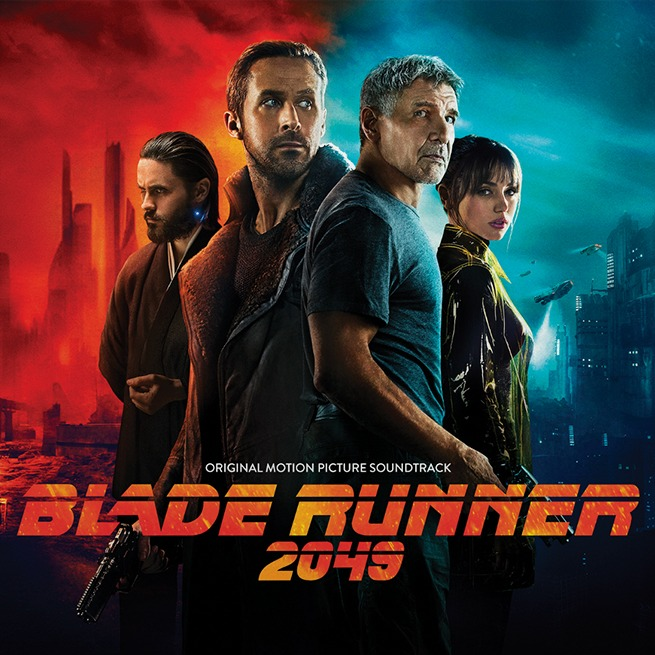Cover of Blade Runner 2049 - Original Motion Picture Soundtrack