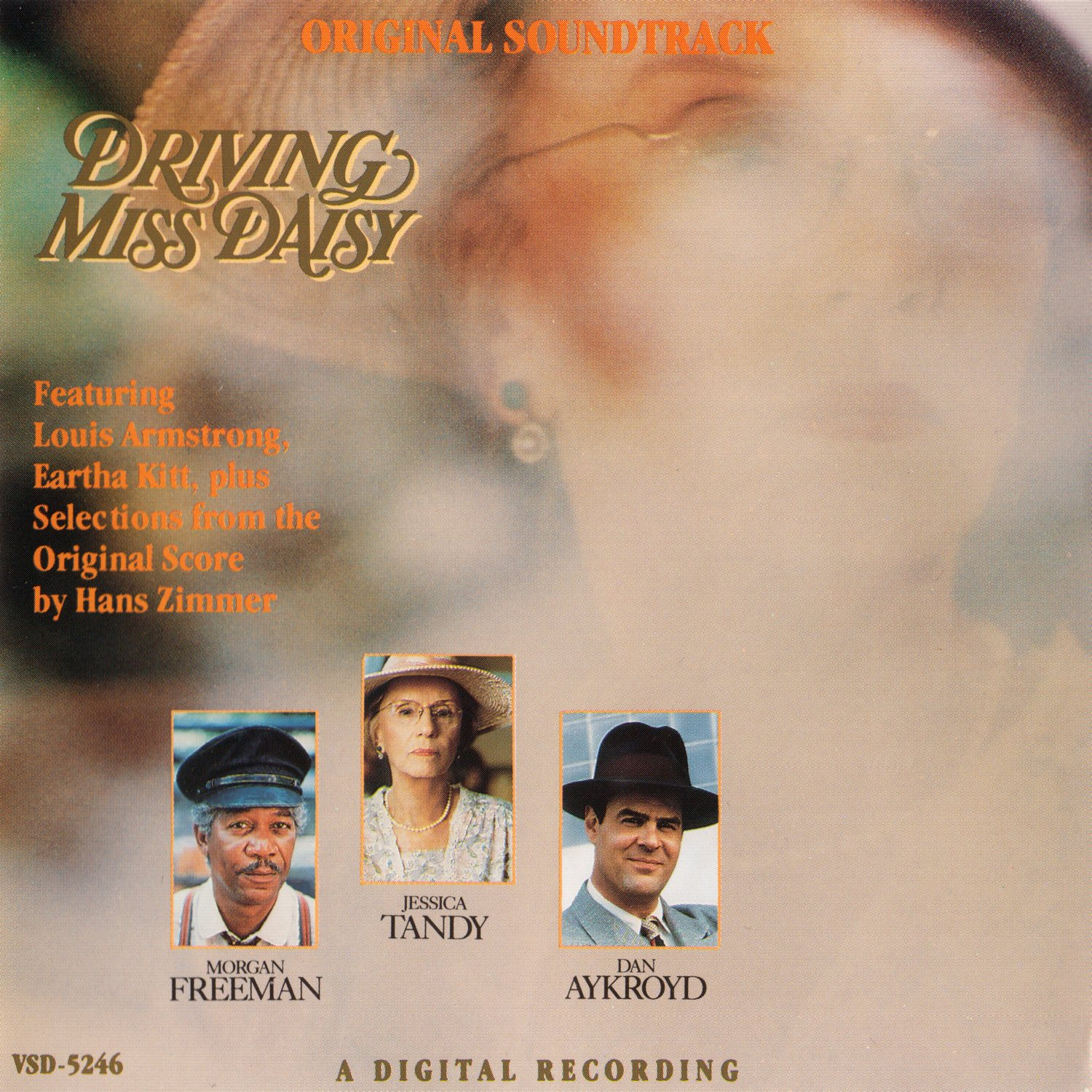 Cover of Driving Miss Daisy - Original Soundtrack