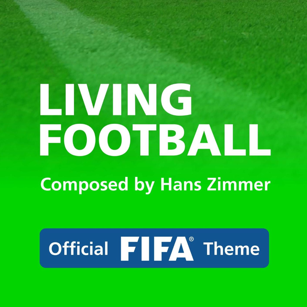 Cover of Living Football - Official FIFA Theme