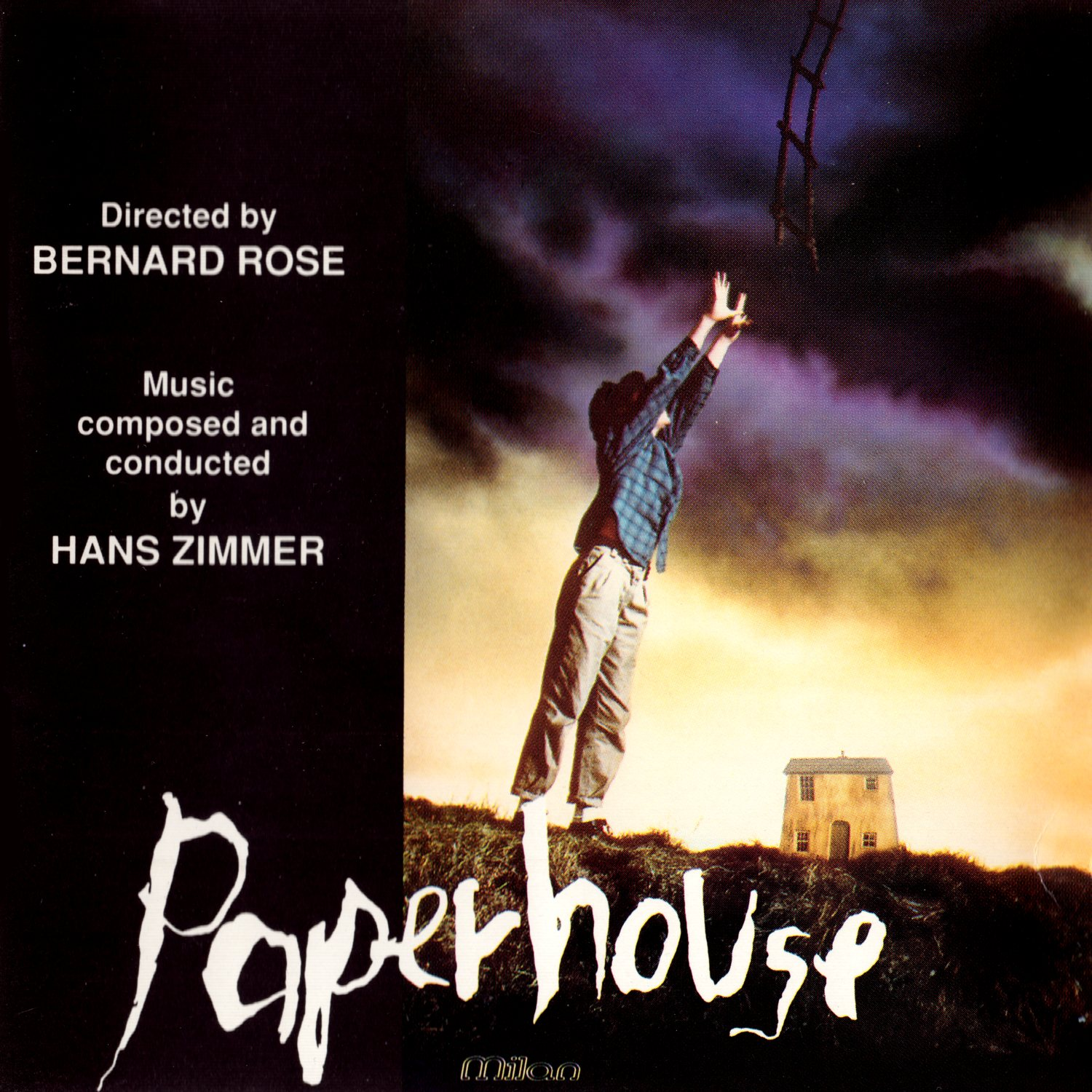 Cover of Paperhouse - Paperhouse