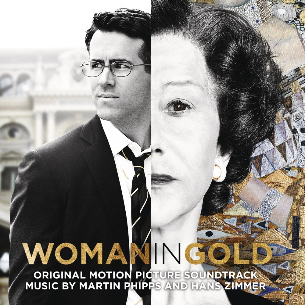 Cover of Woman in Gold - Original Motion Picture Soundtrack