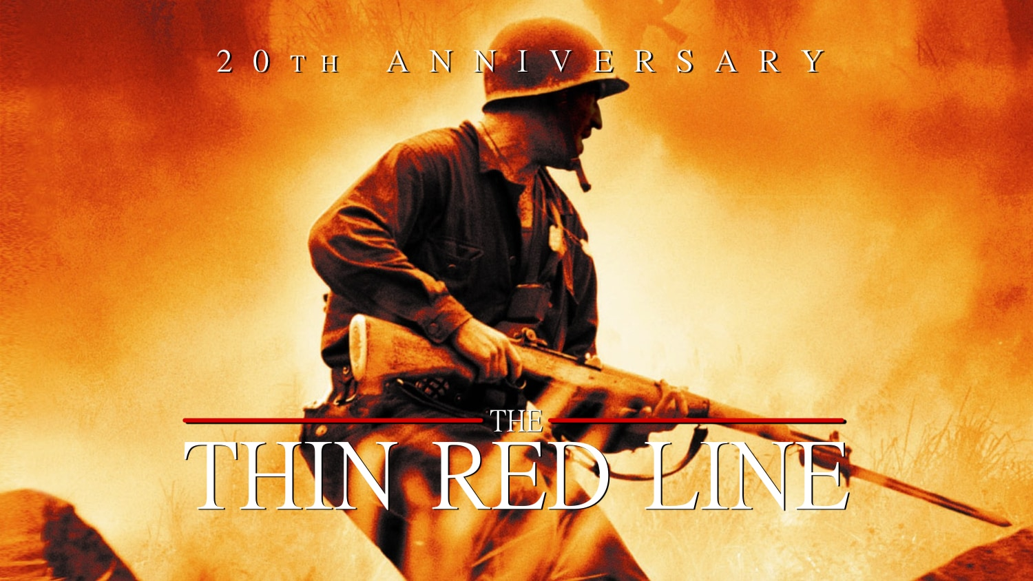 The Thin Red Line – 20th Anniversary