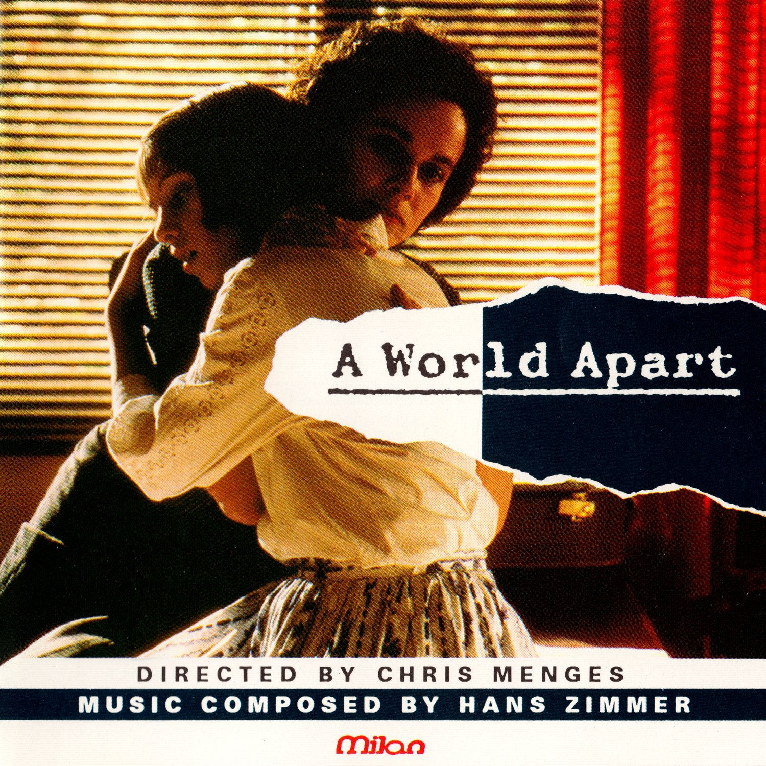 Cover of A World Apart - A World Apart