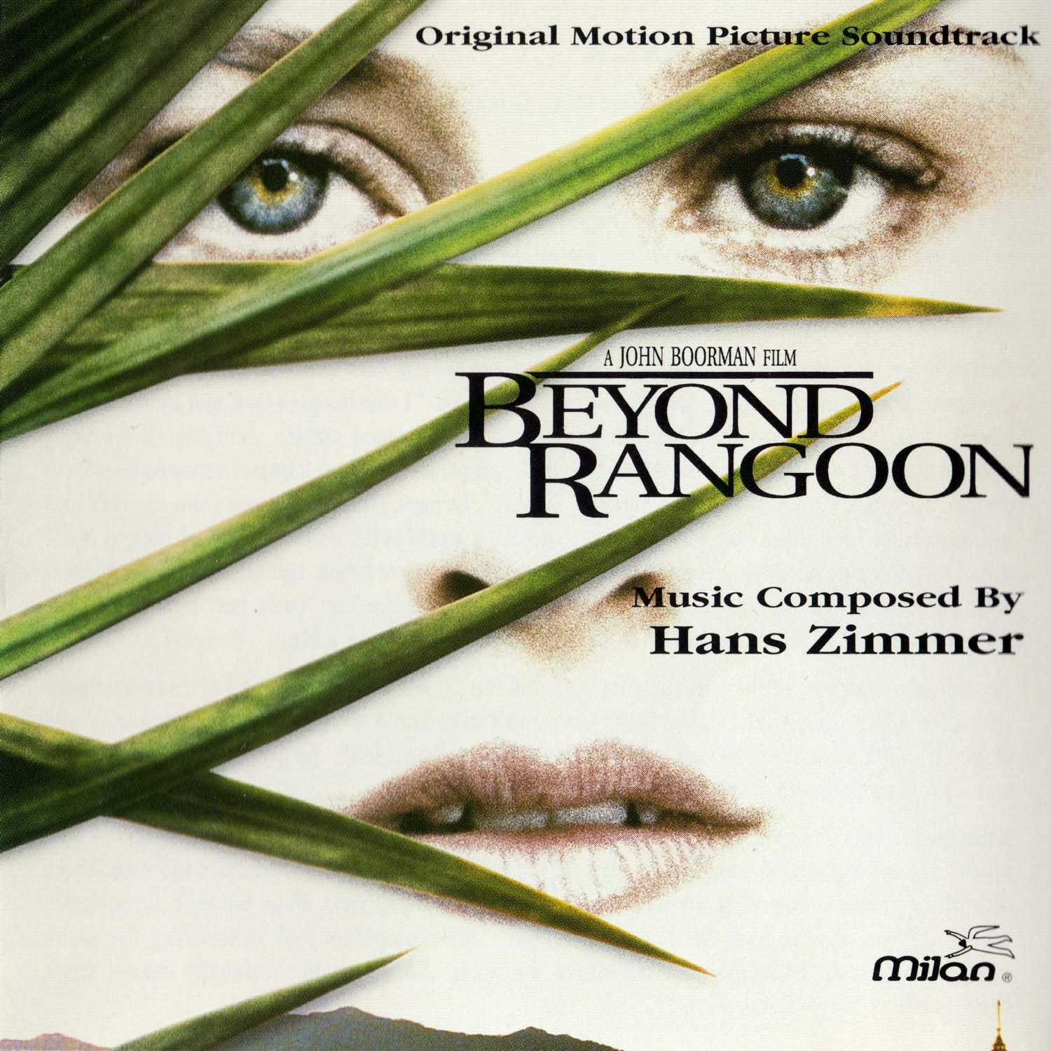 Cover of Beyond Rangoon - Original Motion Picture Soundtrack