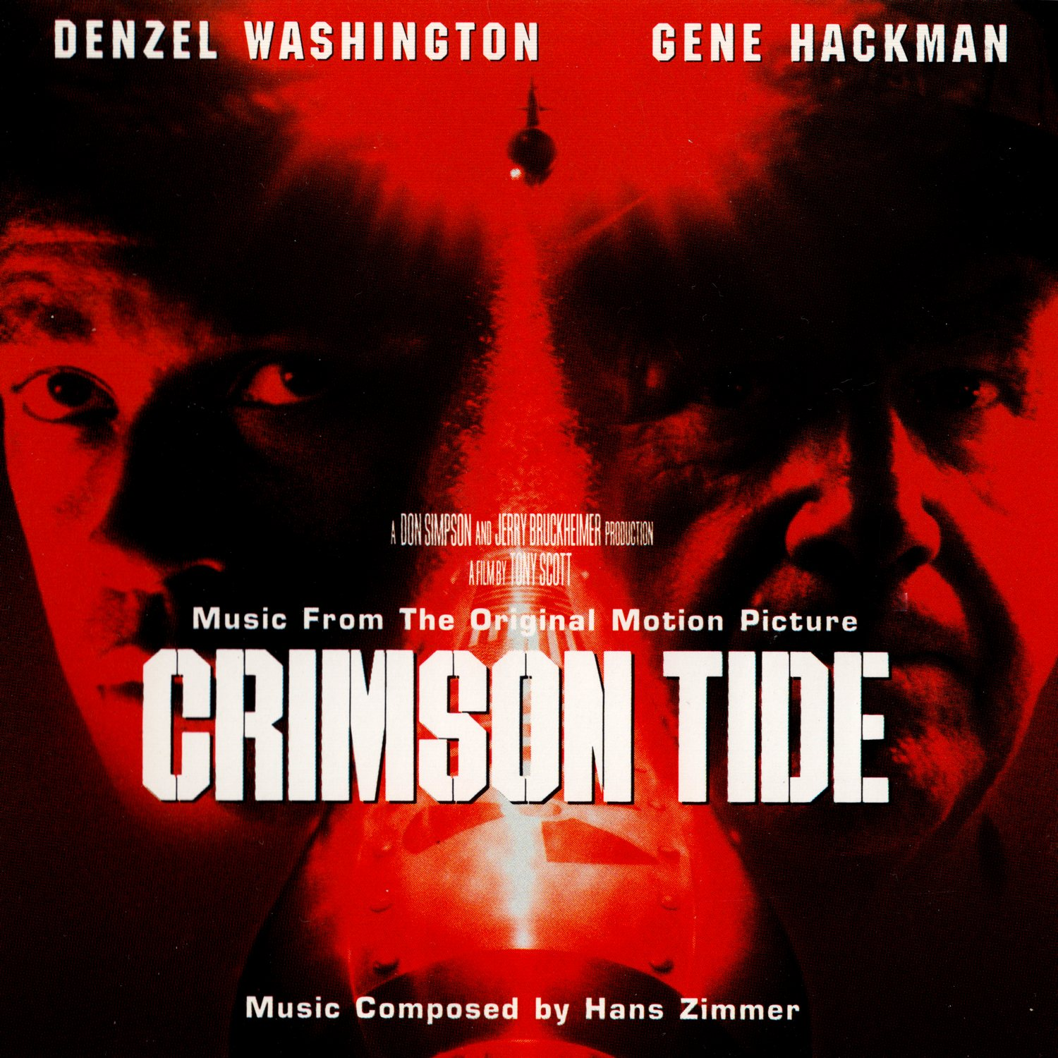 Cover of Crimson Tide - Music From The Original Motion Picture