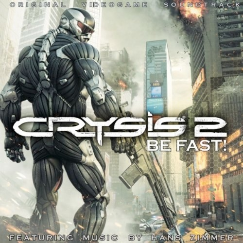 Cover of Crysis 2 - Be Fast! - Original Videogame Soundtrack (Digital Vol. 2)
