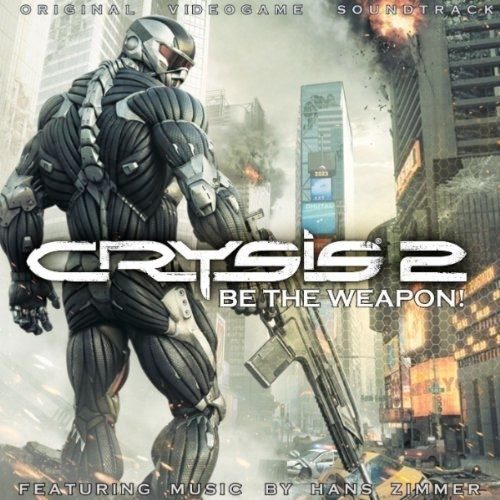 Cover of Crysis 2 - Be The Weapon! - Original Videogame Soundtrack (Digital Vol. 3)