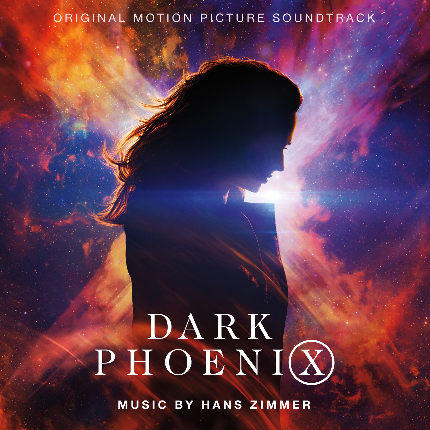 Cover of Dark Phoenix - Original Motion Picture Soundtrack