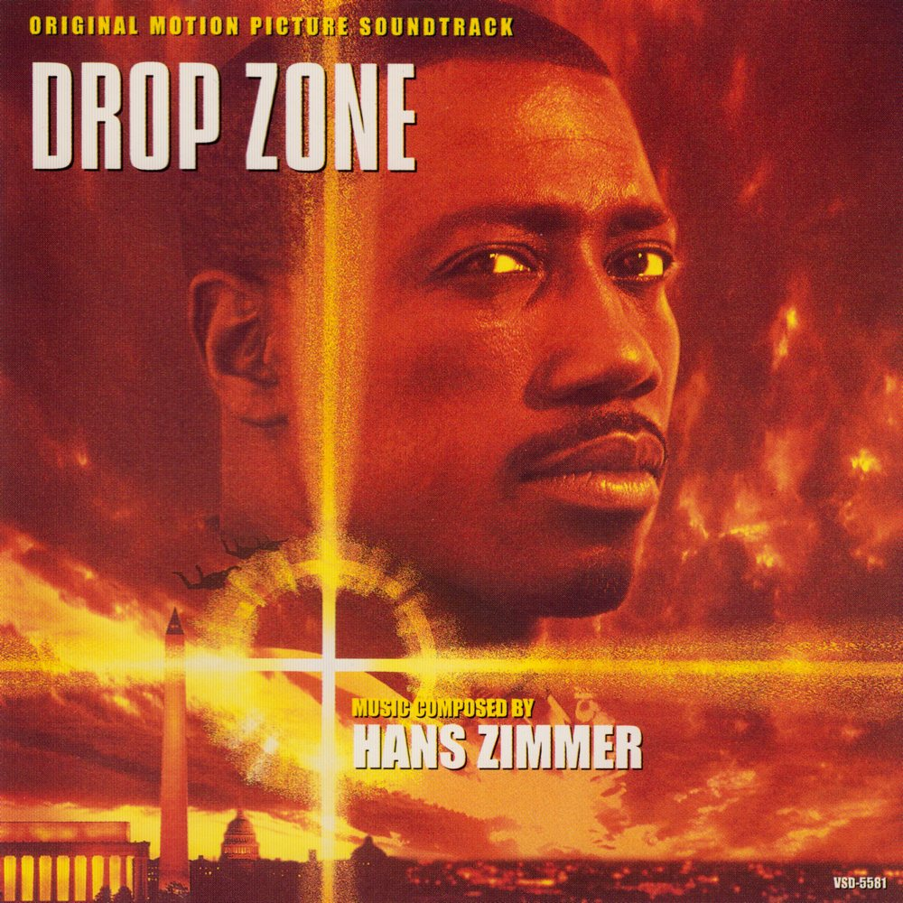 Cover of Drop Zone - Original Motion Picture Soundtrack