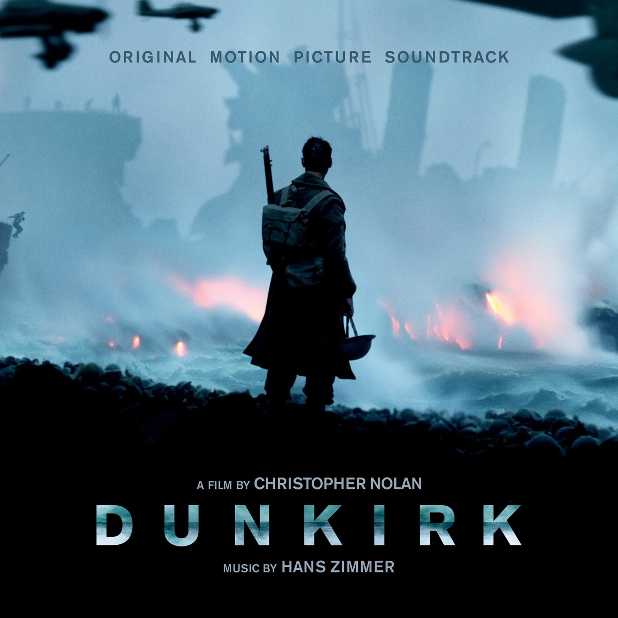 Cover of Dunkirk - Original Motion Picture Soundtrack