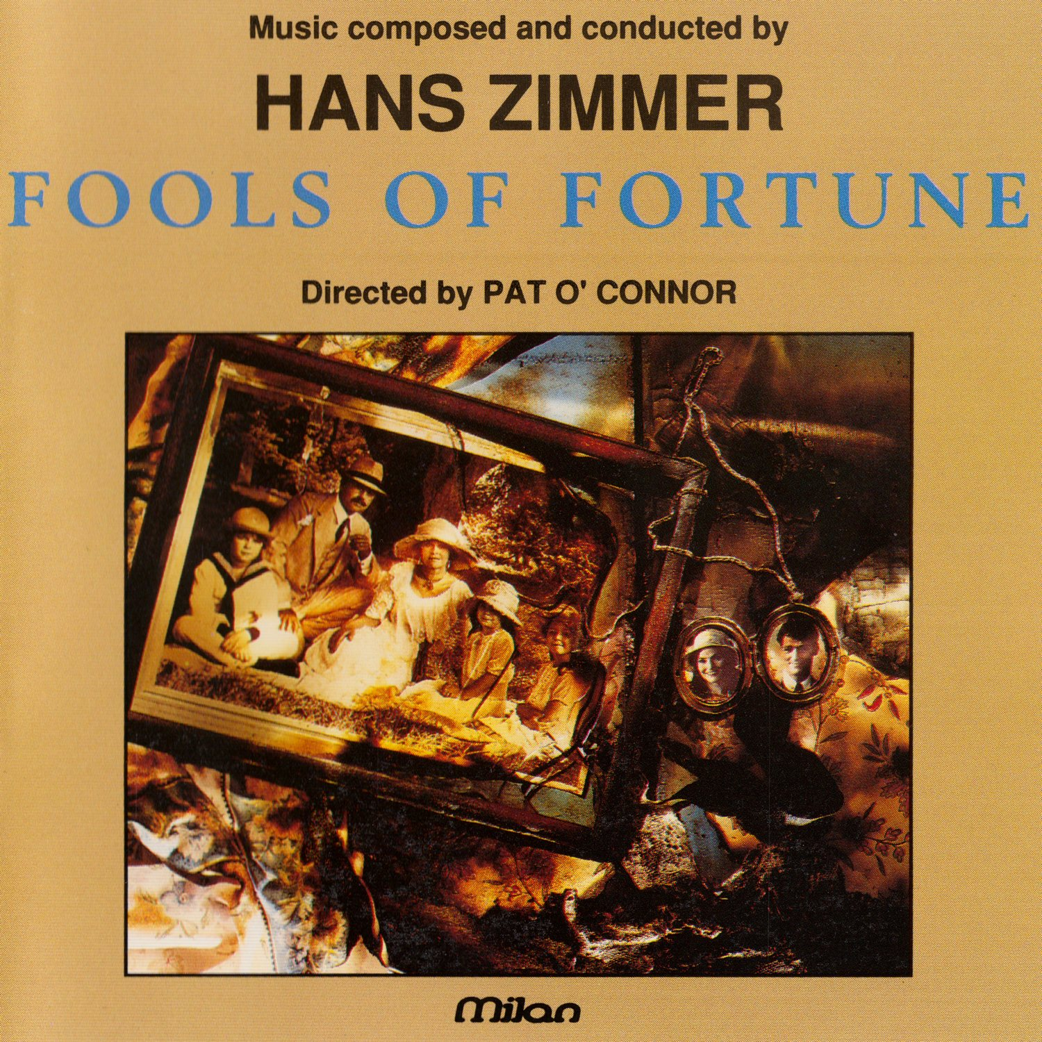 Cover of Fools of Fortune - Fools of Fortune
