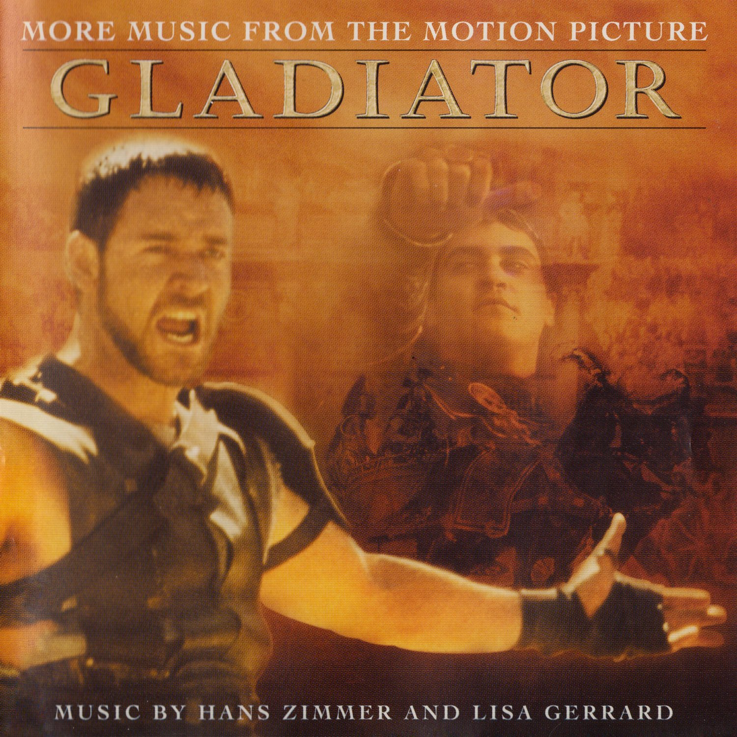 Cover of Gladiator - More Music From The Motion Picture