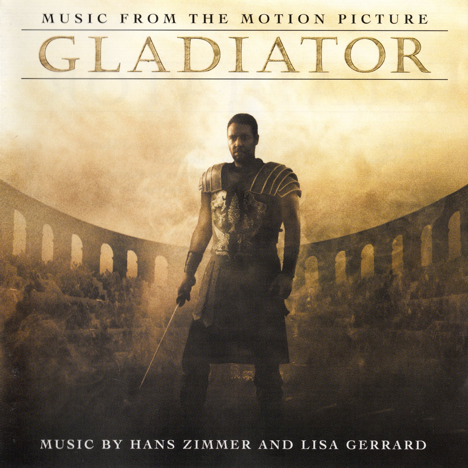 Cover of Gladiator - Music From The Motion Picture