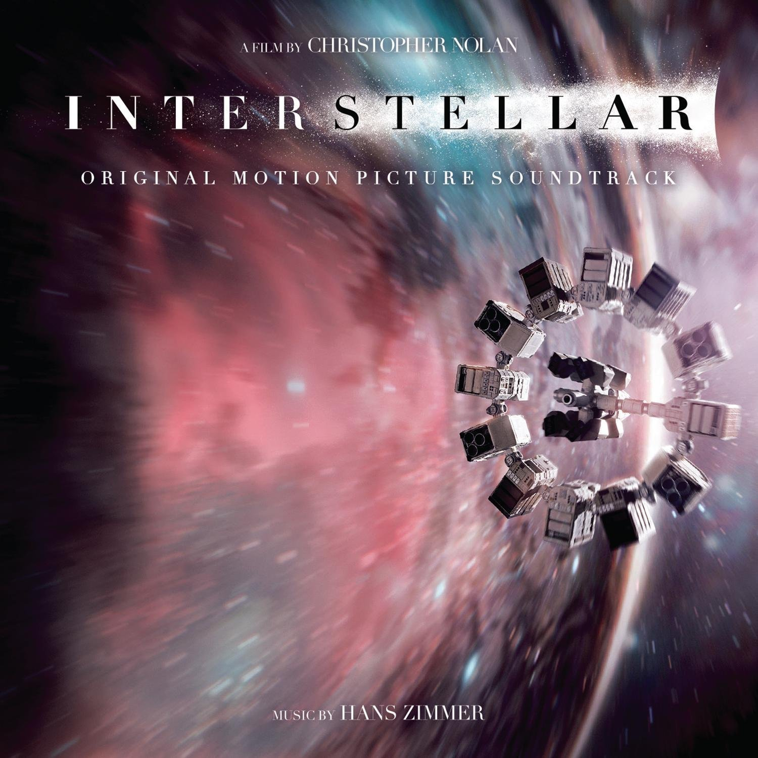 Cover of Interstellar - Original Motion Picture Soundtrack (Deluxe Edition)