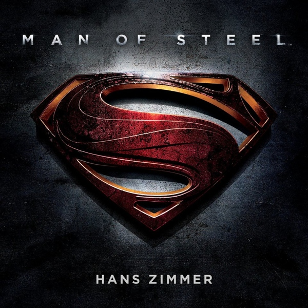 Cover of Man of Steel - Original Motion Picture Soundtrack