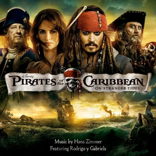 Cover of Pirates of the Caribbean: On Stranger Tides - Pirates of the Caribbean: On Stranger Tides