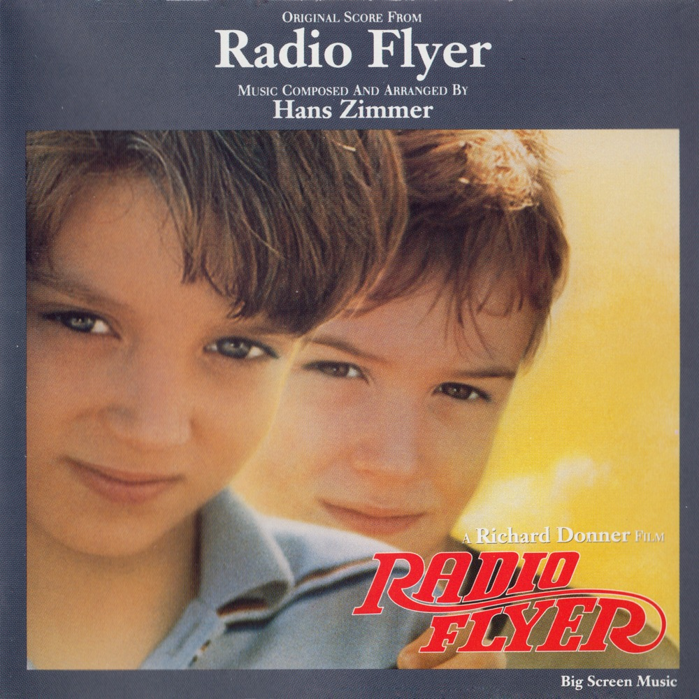 Cover of Radio Flyer - Original Score