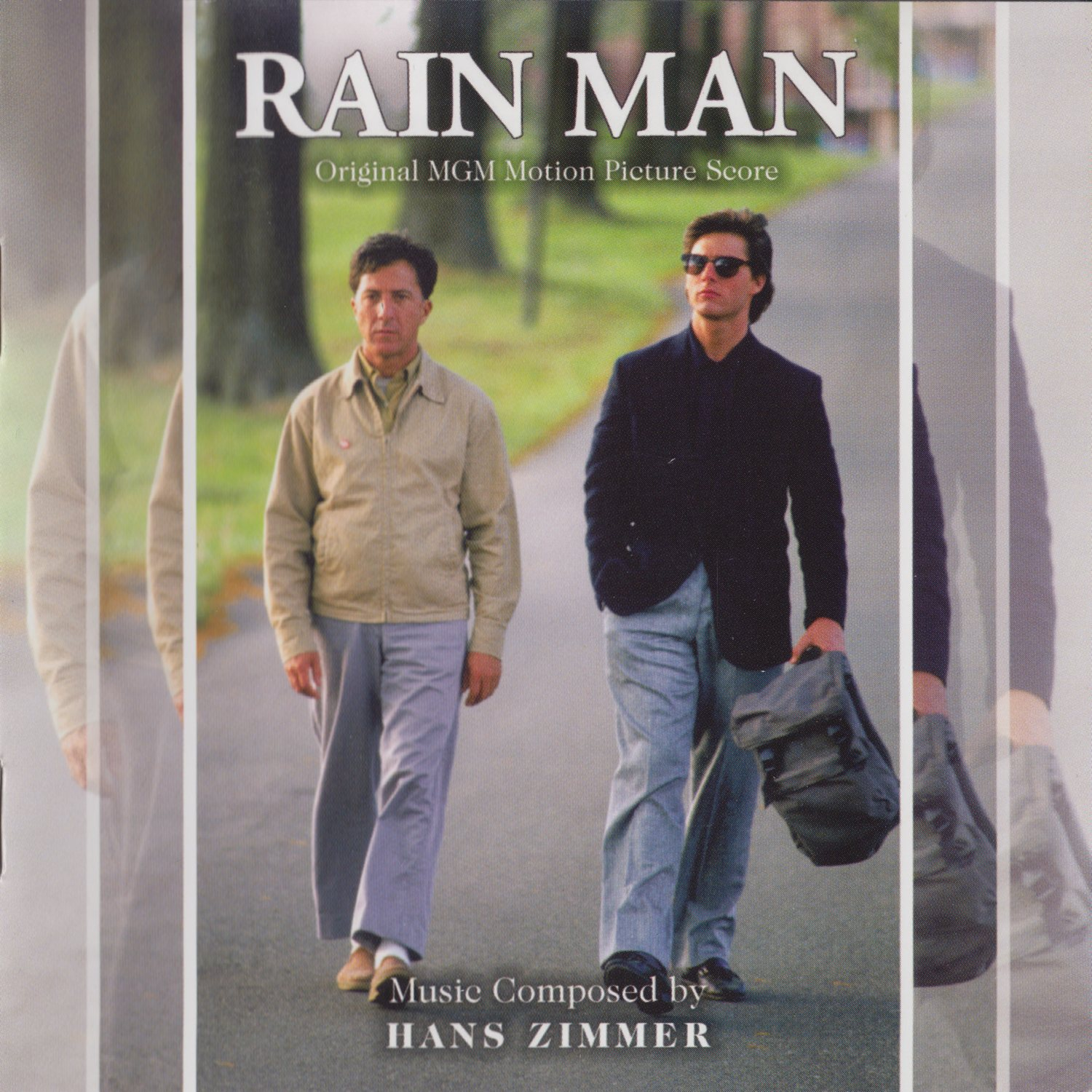 Cover of Rain Man - Original MGM Motion Picture Score (Perseverance)