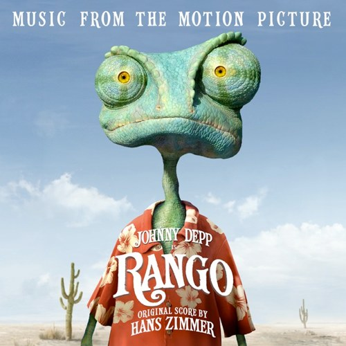 Cover of Rango - Music From The Motion Picture