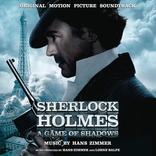 Cover of Sherlock Holmes - A Game of Shadows - Digital Bonus Tracks