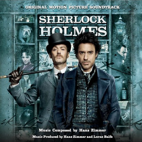 Cover of Sherlock Holmes - Original Motion Picture Soundtrack