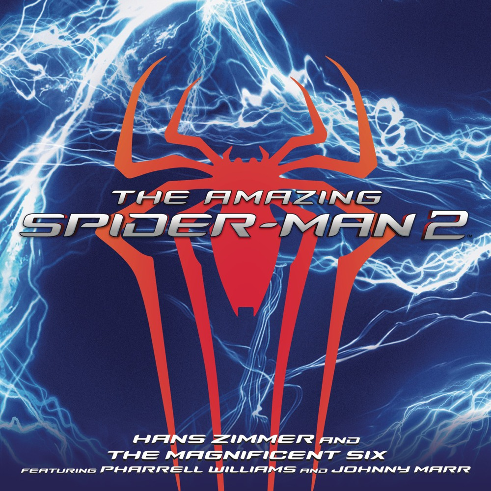 Cover of The Amazing Spider-Man 2 - Original Motion Picture Soundtrack (Deluxe Edition)