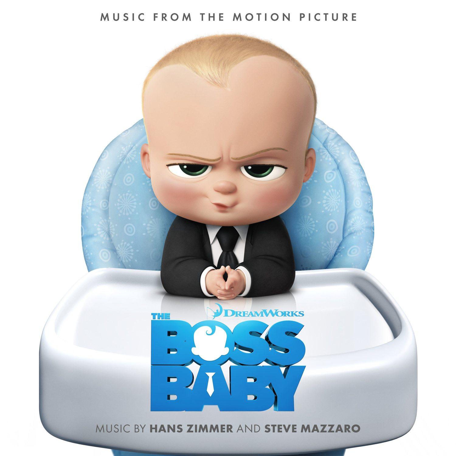 Cover of The Boss Baby - Music from the Motion Picture
