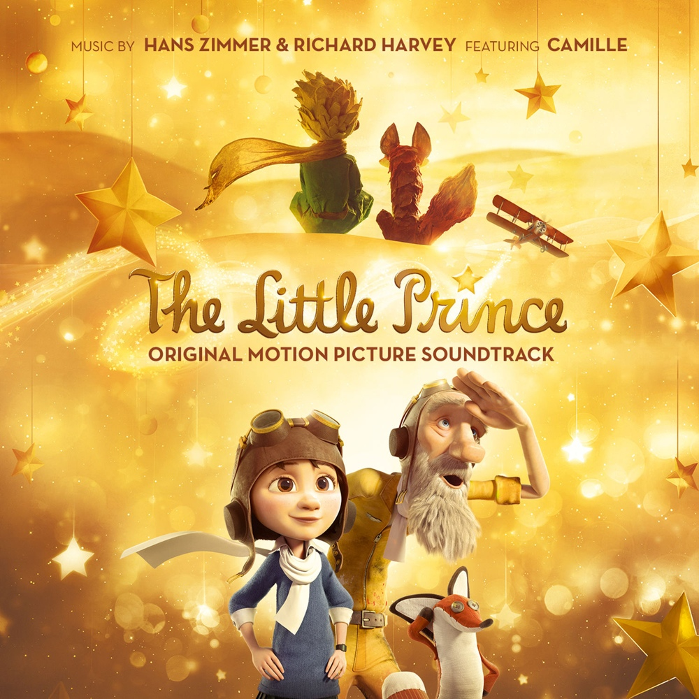 Cover of The Little Prince - Original Motion Picture Soundtrack