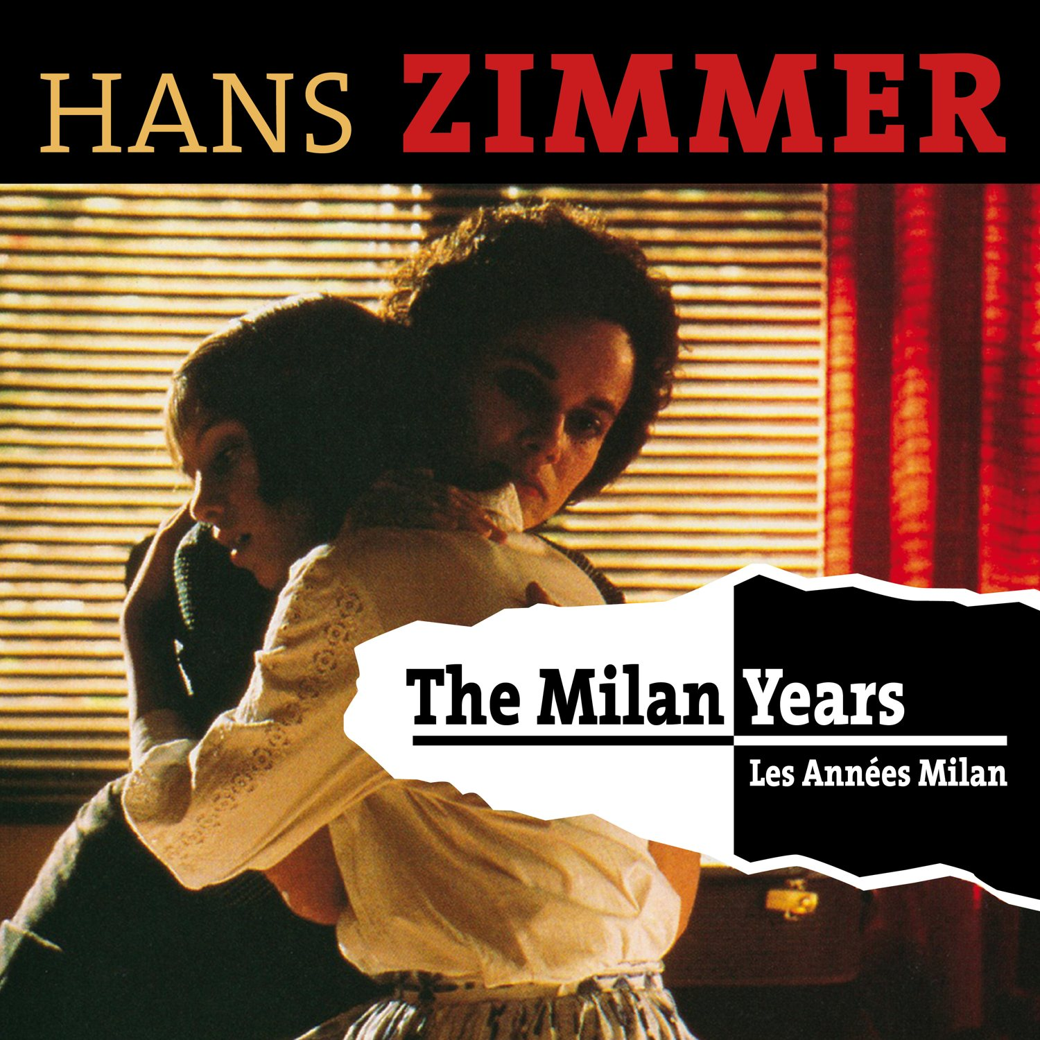 Cover of The Milan Years - The Milan Years