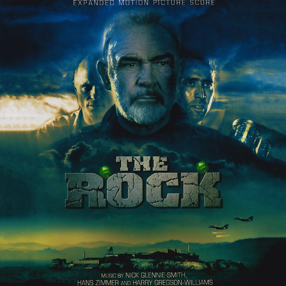Cover of The Rock - Expanded Motion Picture Score