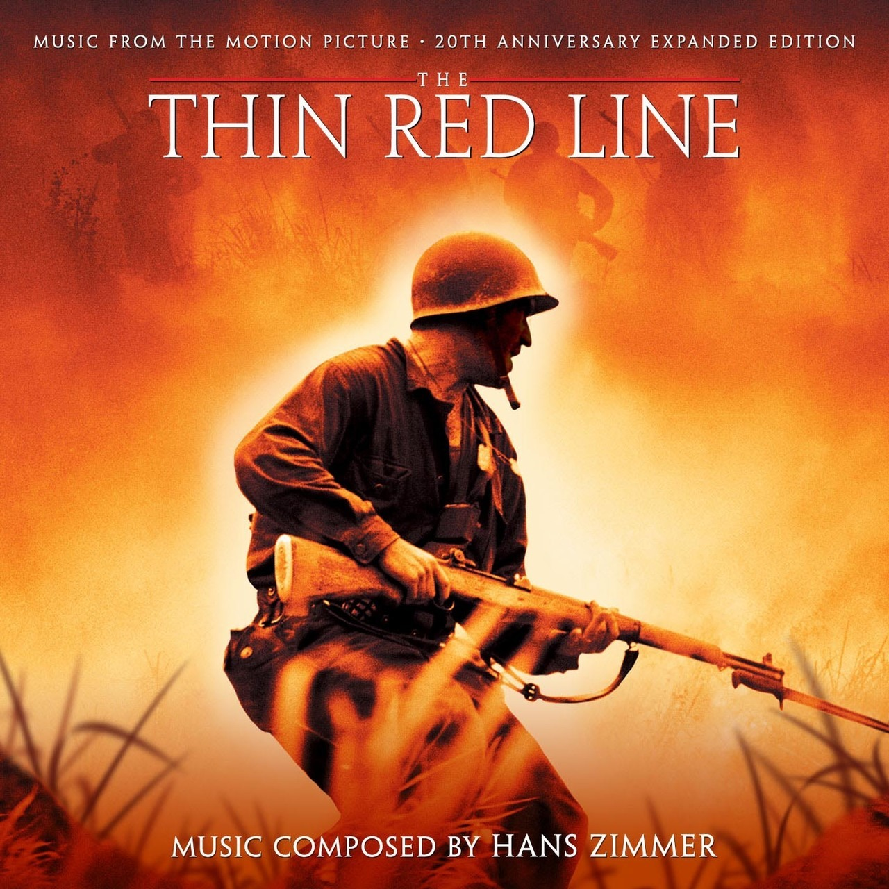 Cover of The Thin Red Line - 20th Anniversary Expanded Edition