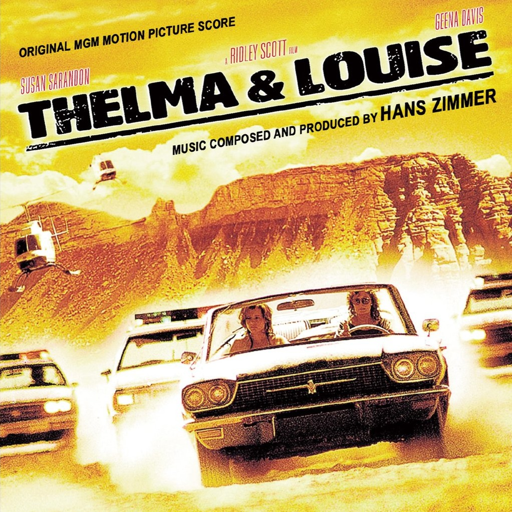 Cover of Thelma & Louise - Original MGM Motion Picture Score