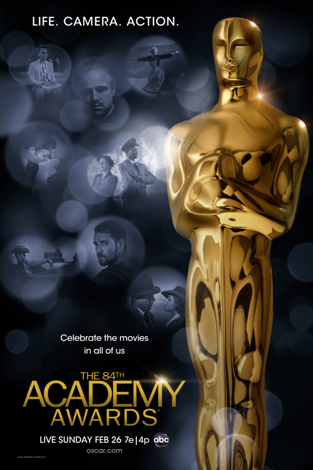 Celebrate the Music - The 84th Academy Awards