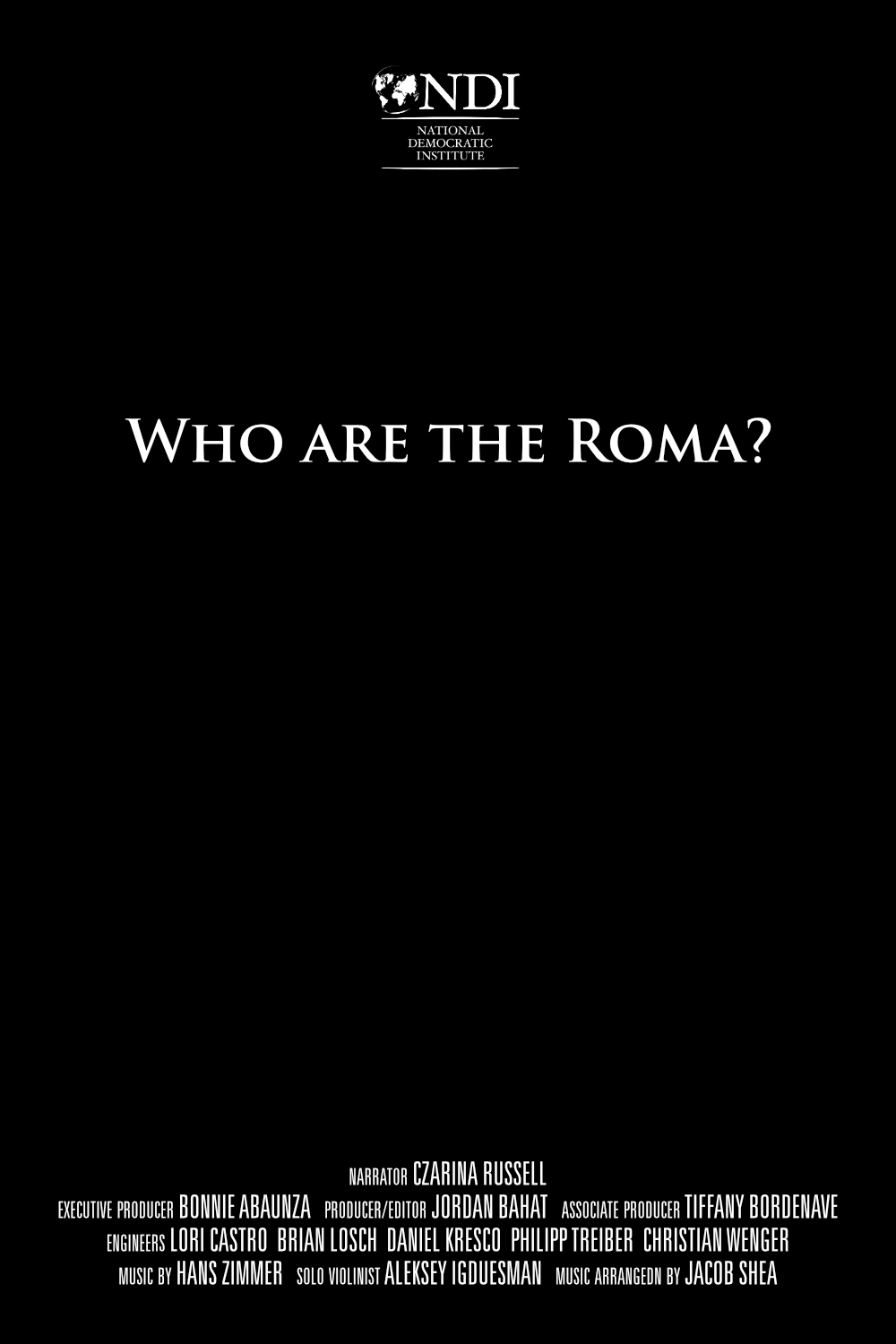 Who are the Roma?